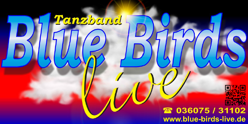 Blue Birds Flyer
