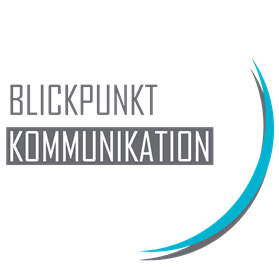 Logo Blickpunkt Kommunikation